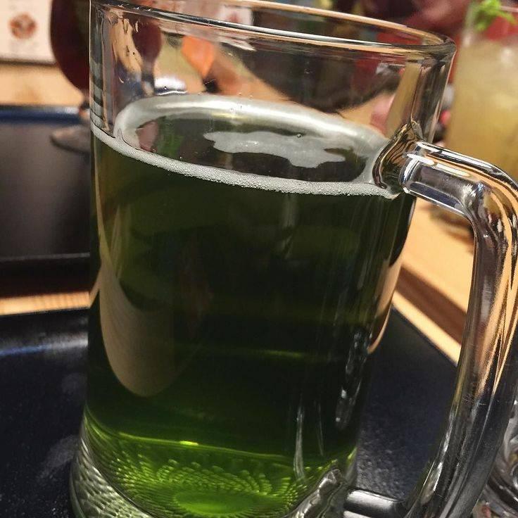 Зеленое бамбуковое пиво тануки: понятие и культура пития