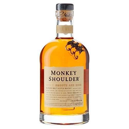 Виски плечо обезьяны — история алкоголя
