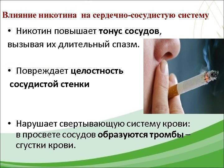Можно ли курить после перенесенного инсульта
