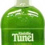 Зеленый абсент туннель