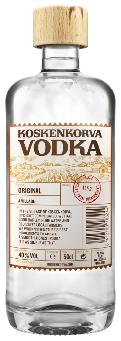 Koskenkorva (коскенкорва)