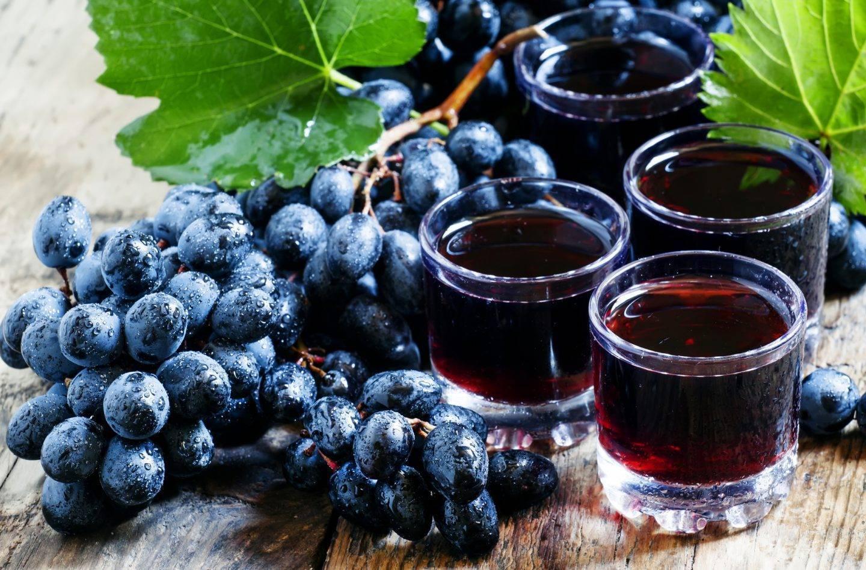 Домашнее вино из белого винограда