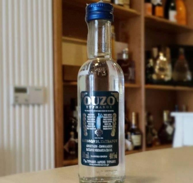 Греческая водка узо как пить | vasque-russia.ru