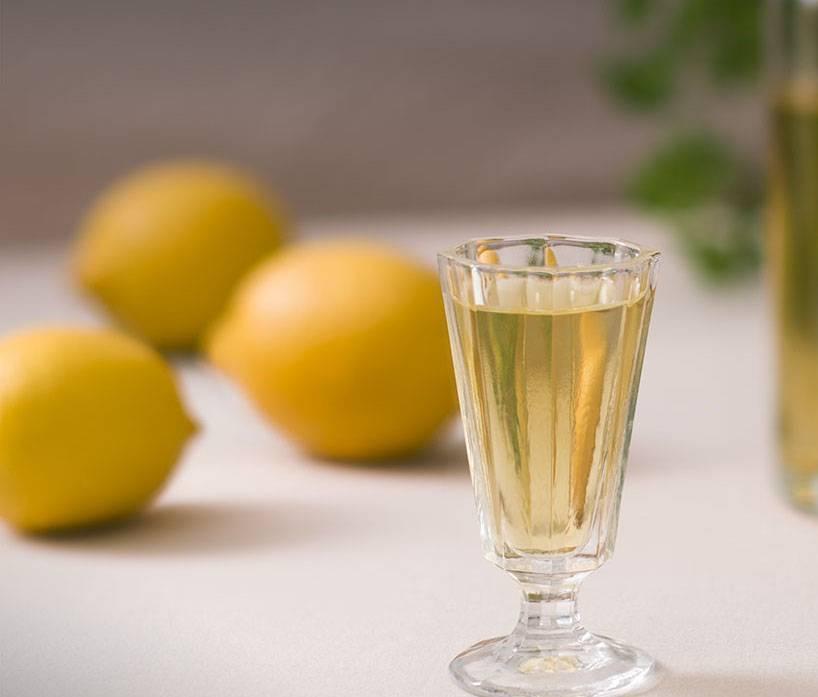 Лимонная водка в домашних условиях: рецепты из спирта, из самогона, видео