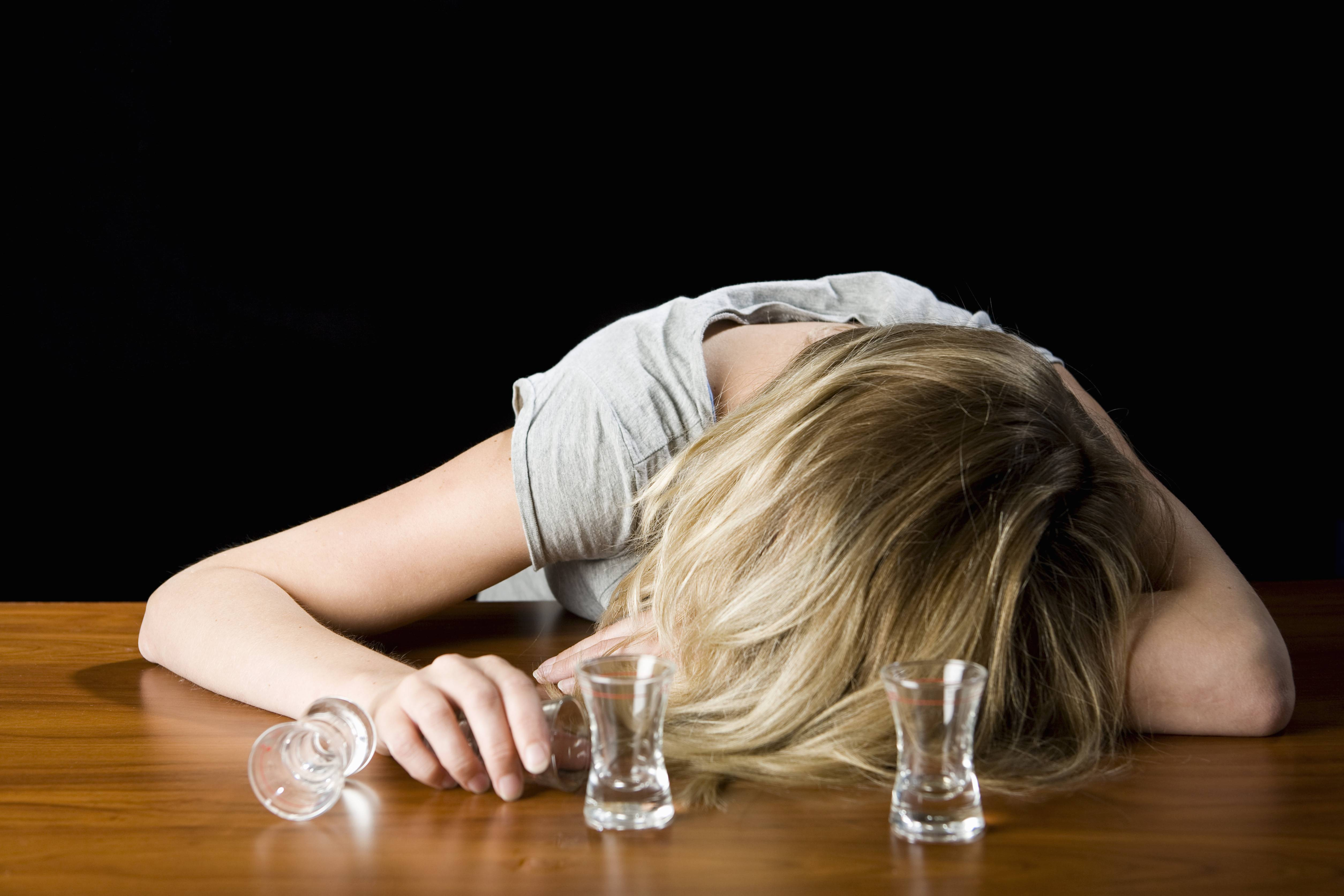 Допустимая норма алкоголя.