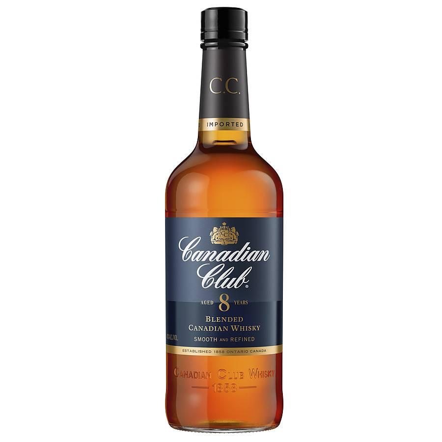 Виски canadian club: описание и отзывы