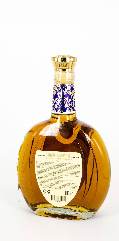 Коньяк «шахназарян»: описание, разновидности, фото и отзывы о напитке