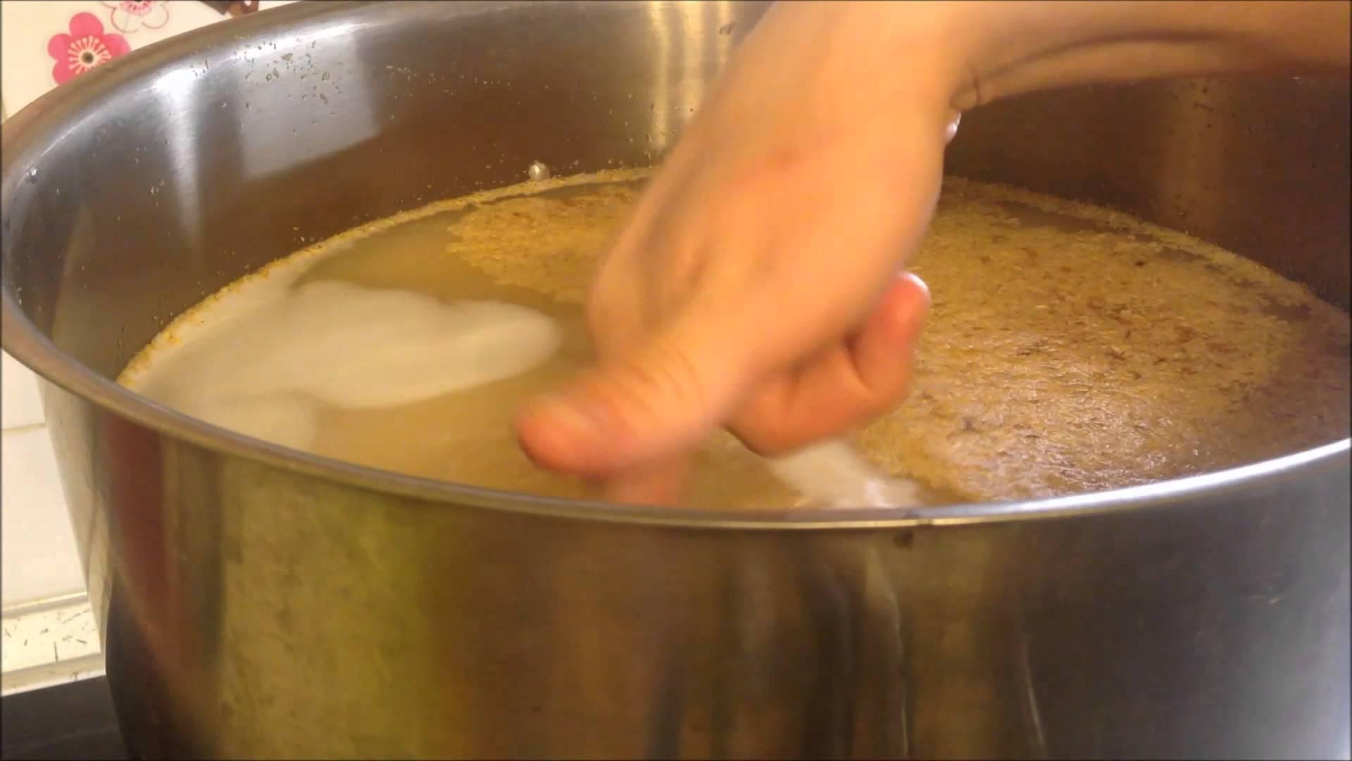 Рецепт самогона из пшеницы… а ещё из неё хлеб готовят.