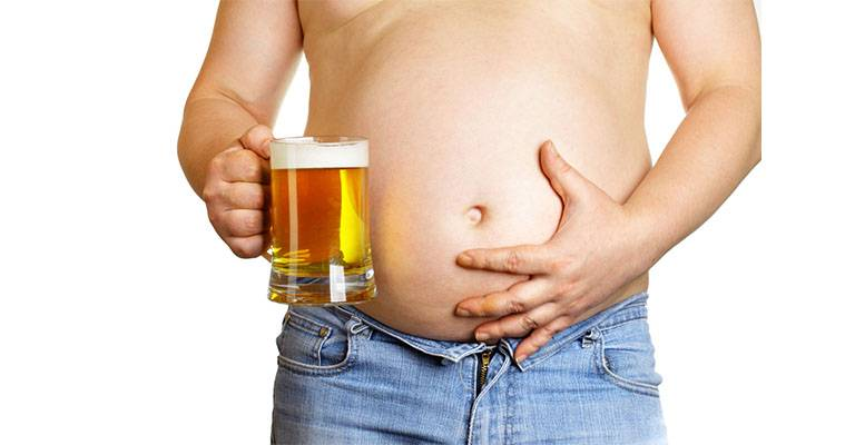 Как влияет пиво на потенцию мужчин. меньше пива – лучше секс!