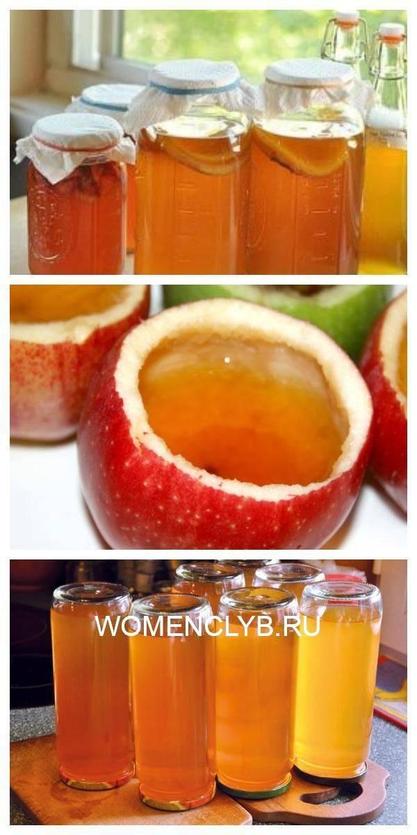 Яблочный уксус в домашних условиях: простые рецепты и хранение
