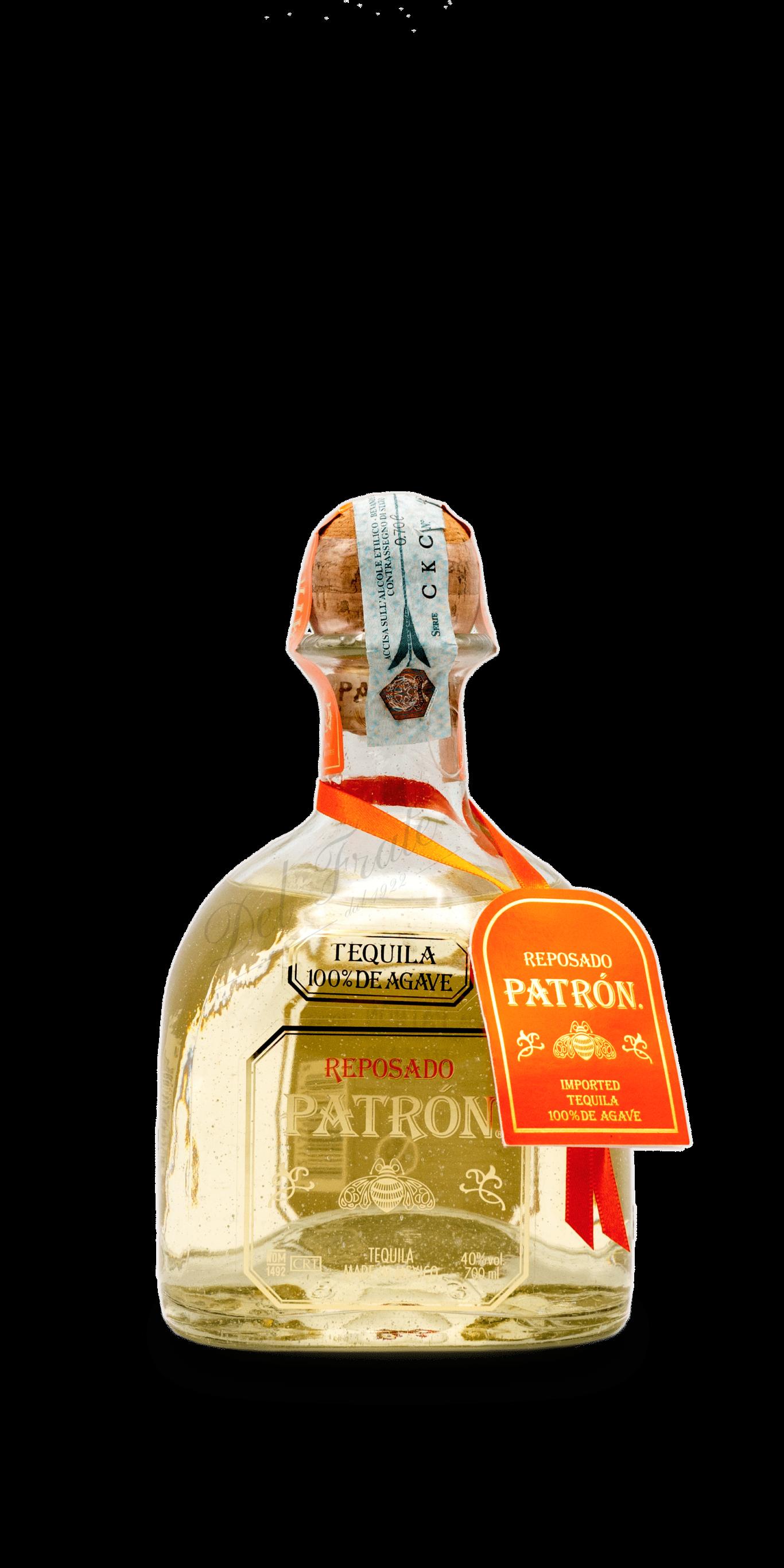 Текила патрон аньехо — история алкоголя