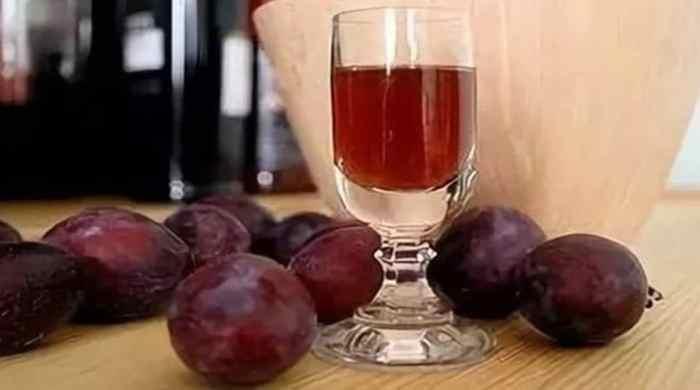 Вино из сливы в домашних условиях - 5 простых рецептов с фото пошагово