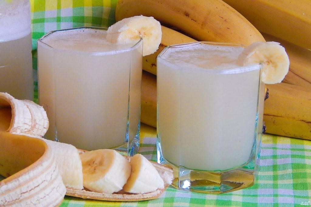 Четыре классных рецепта бананового ликера и коктейли с ним