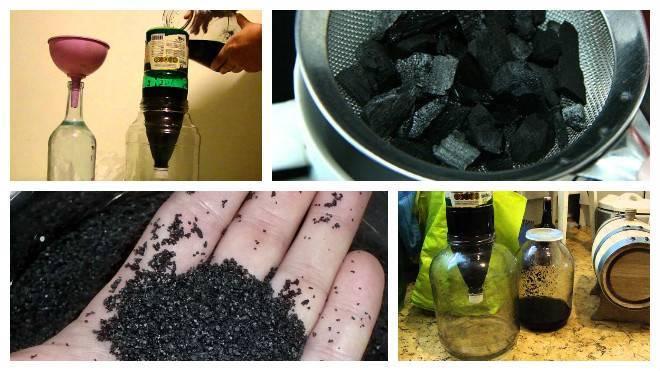 Очистка самогона: рейтинг лучших методов для домашних условий