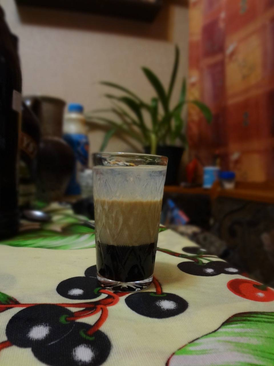 Калуа (kahlúa) – мексиканский кофейный ликер