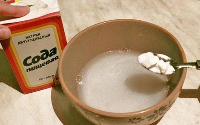 Вода сода от алкогольного отравления - врач онлайн