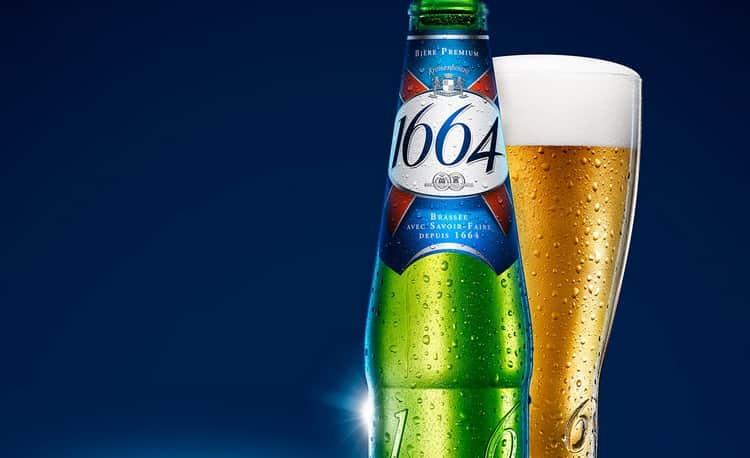 Пиво кроненбург 1664 (kronenbourg 1664): описание, виды марки