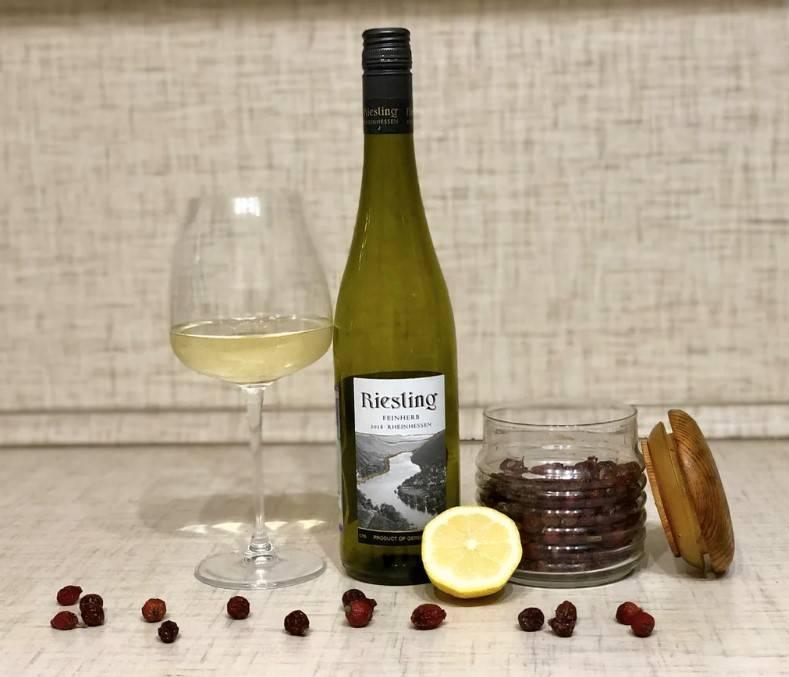 Самое популярное белое вино. рислинг: история, особенности, цена