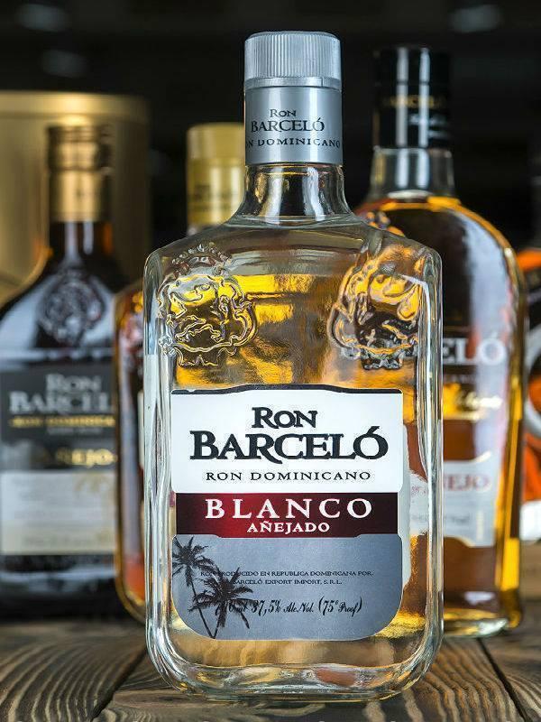"""""""барсело"""" - ром родом с доминиканы. описание, особенности сортов"""