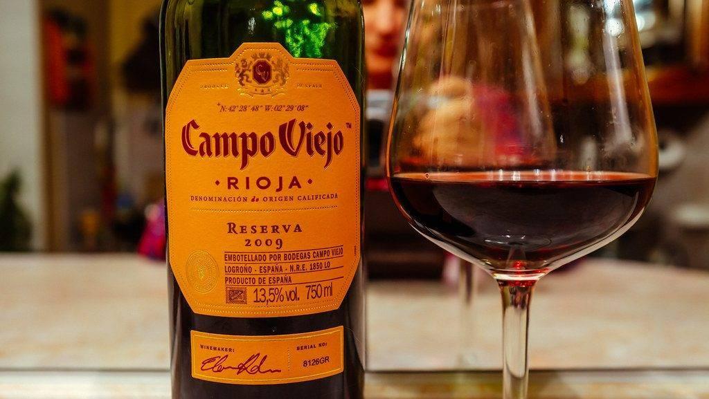 Риоха - вино из испании, которое стало визитной карточкой страны