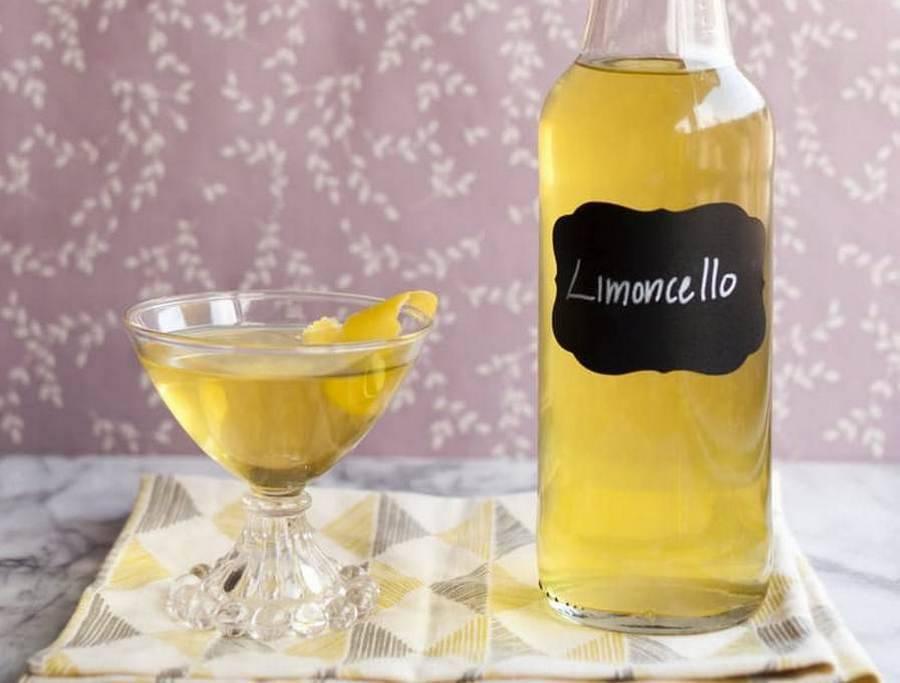 Рецепт лимончелло: как сделать итальянский ликер своими руками дома