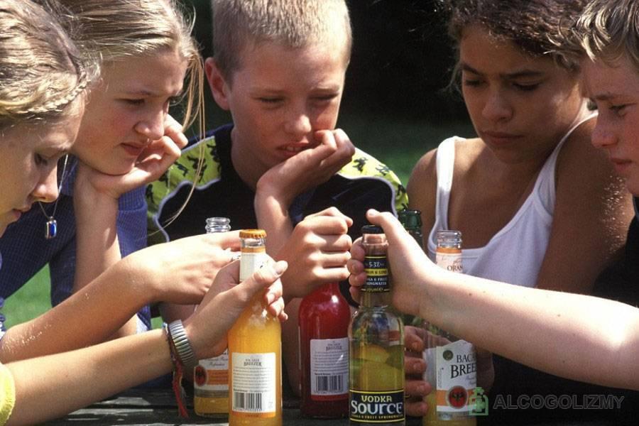 Подростковый алкоголизм - первые симптомы зависимости, диагностика, влияние на психику и здоровье
