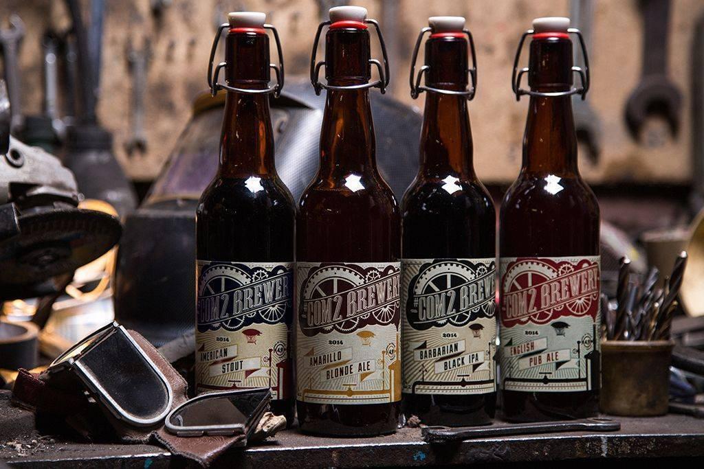 Что значит крафтовое пиво: коротко и ясно в двух словах