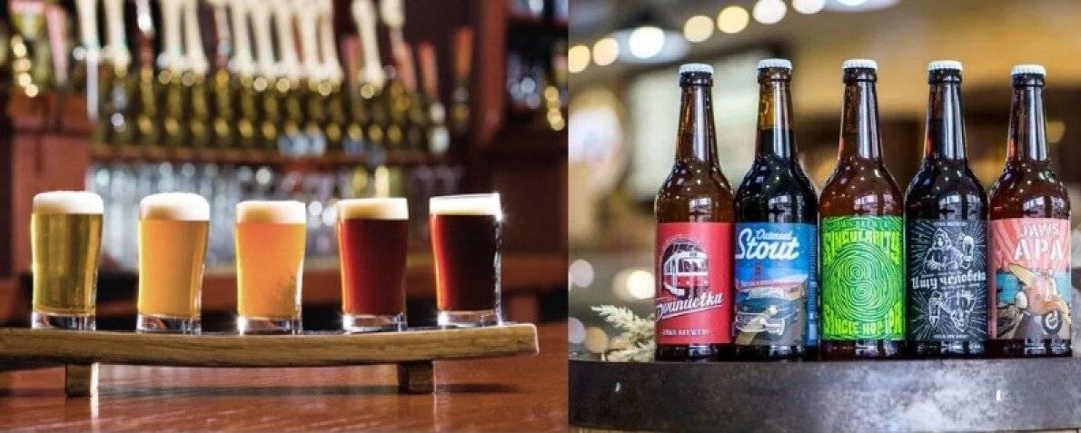 Крафт или не крафт? разбираемся с сортами пива