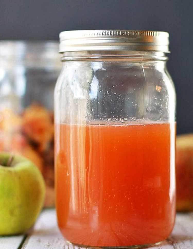 Рецепты приготовления яблочного уксуса в домашних условиях