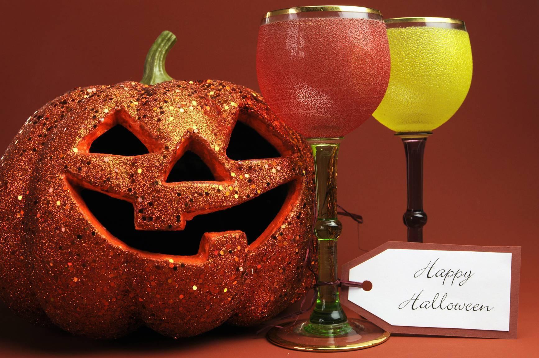 Коктейли на хэллоуин: простые и оригинальные рецепты для самостоятельного приготовления