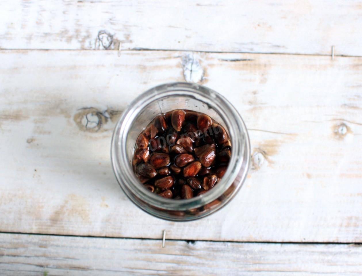 Настойка на кедровых орешках на самогоне: рецепты, польза, видео