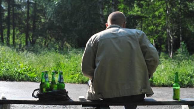 Закон о распитии спиртных напитков в общественных местах