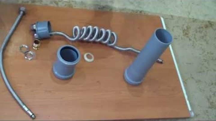 Змеевик как сделать для самогонного аппарата своими руками