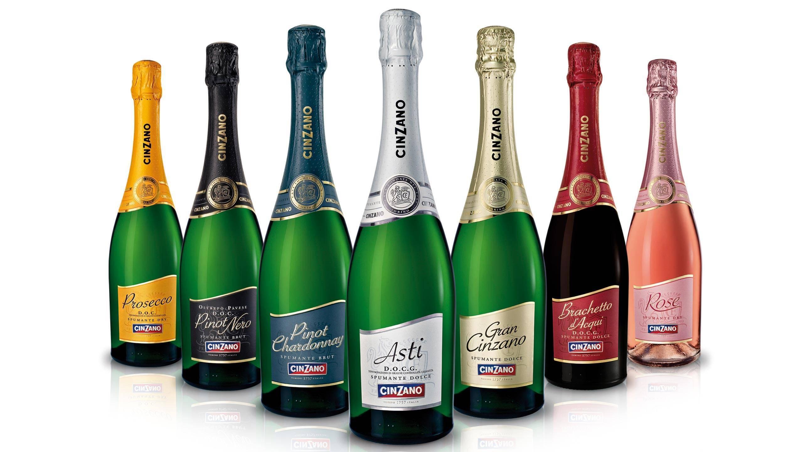 6 самых вкусных и доступных шампанских на новый год