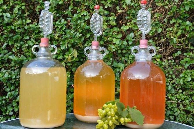 Крепление домашнего вина водкой пропорции