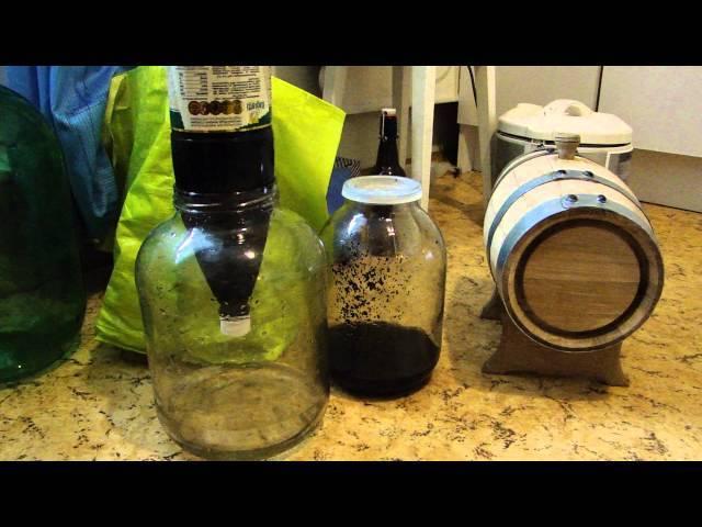 Правила и алгоритм процесса очистки самогона маслом