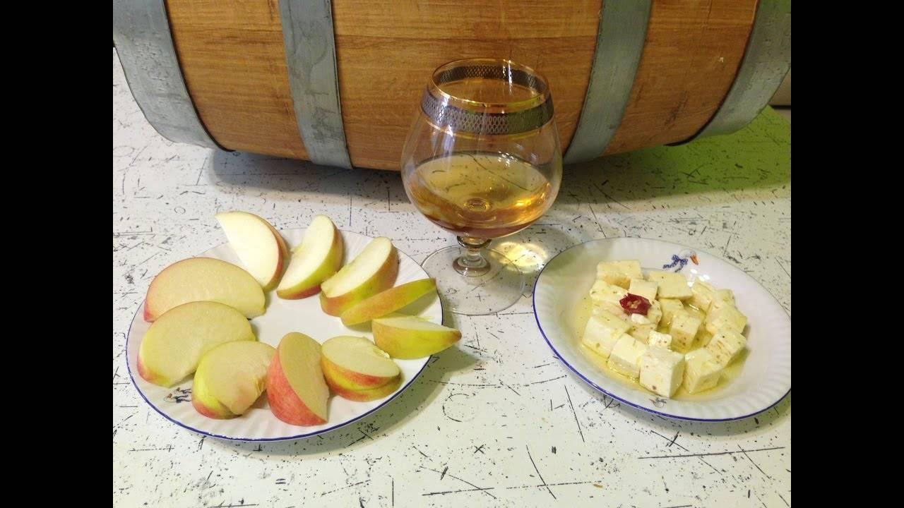 Кальвадос из яблок в домашних условиях - лучшие рецепты качественного алкоголя