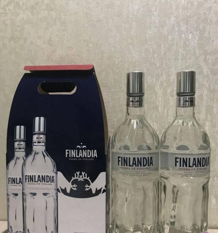 Состав  и описание водки финляндия. виды и вкусы скандинавского напитка