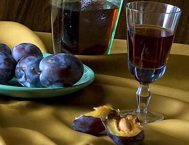 Настойка из сливы: 4 рецепта сливовой наливки в домашних условиях