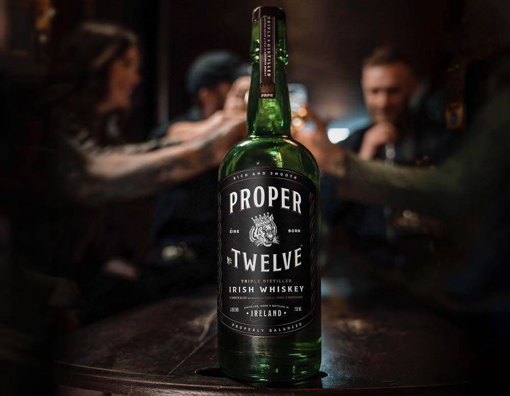 Обзор виски конора макгрегора (proper twelve)