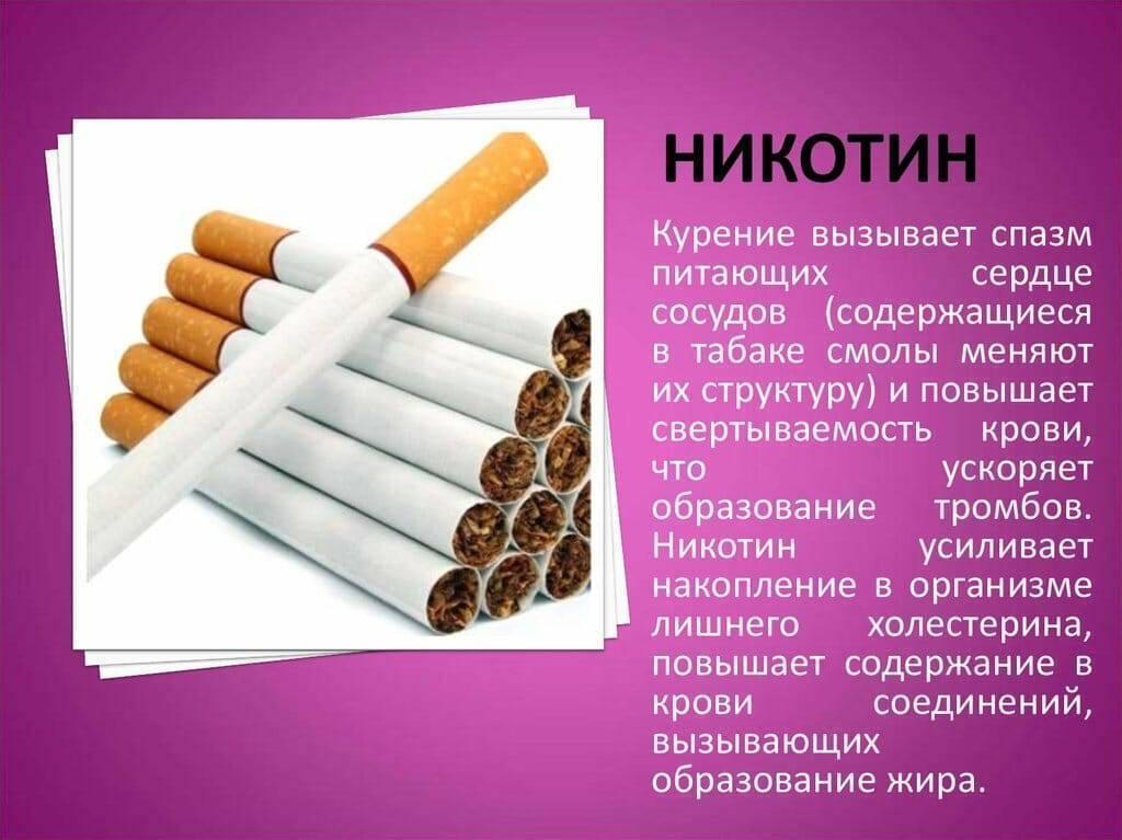 Интересные и страшные факты о вреде курения