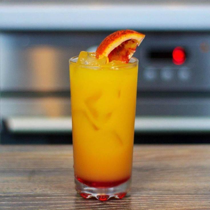 Коктейли с текилой: простые рецепты для приготовления в домашних условиях со спрайтом, апельсиновым и томатным соком, швепсом, алкогольные шоты