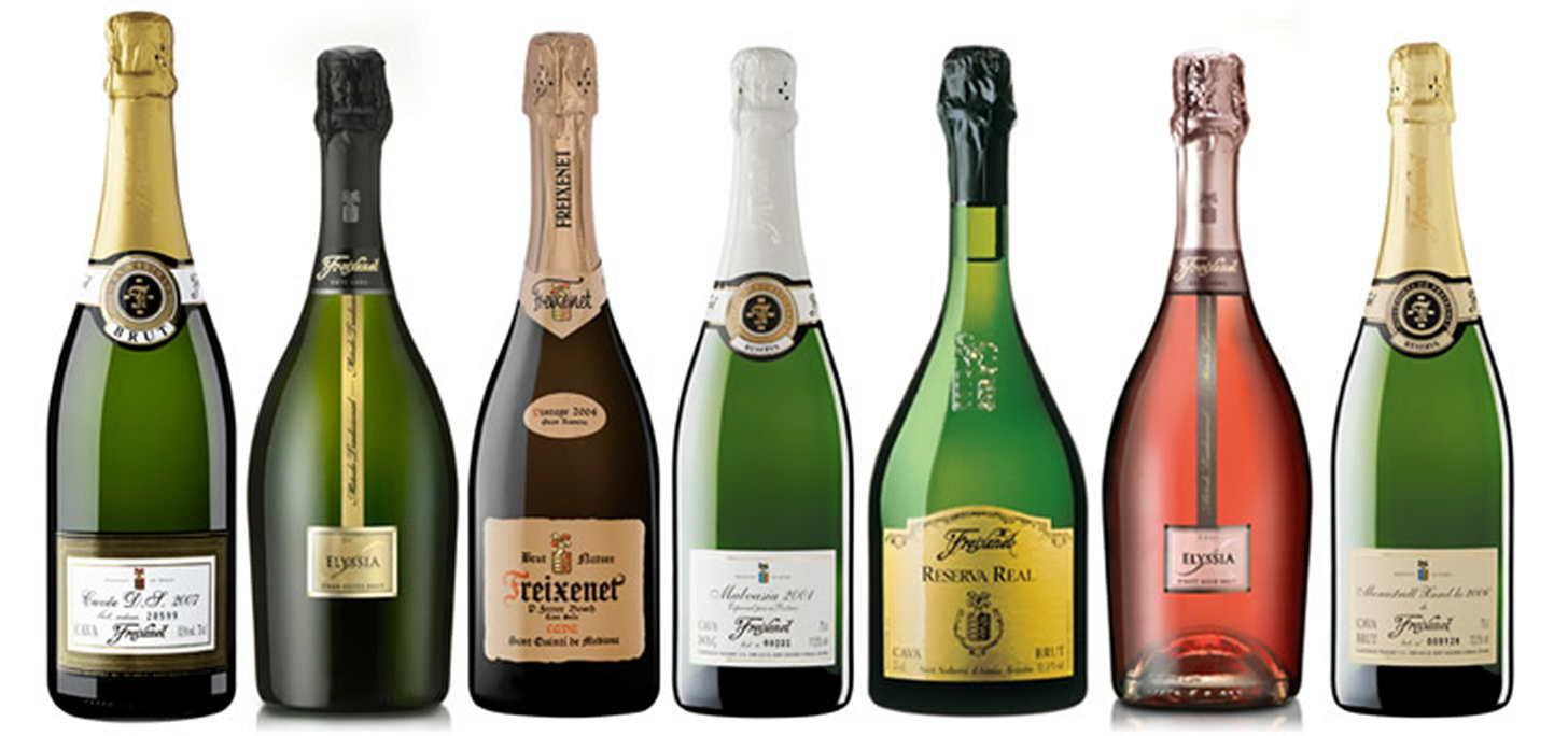 Элитное шампанское: виды, сорта, марки, названия, список, классификация