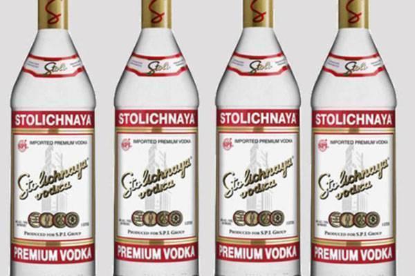 История этикеток советского самогона и водки