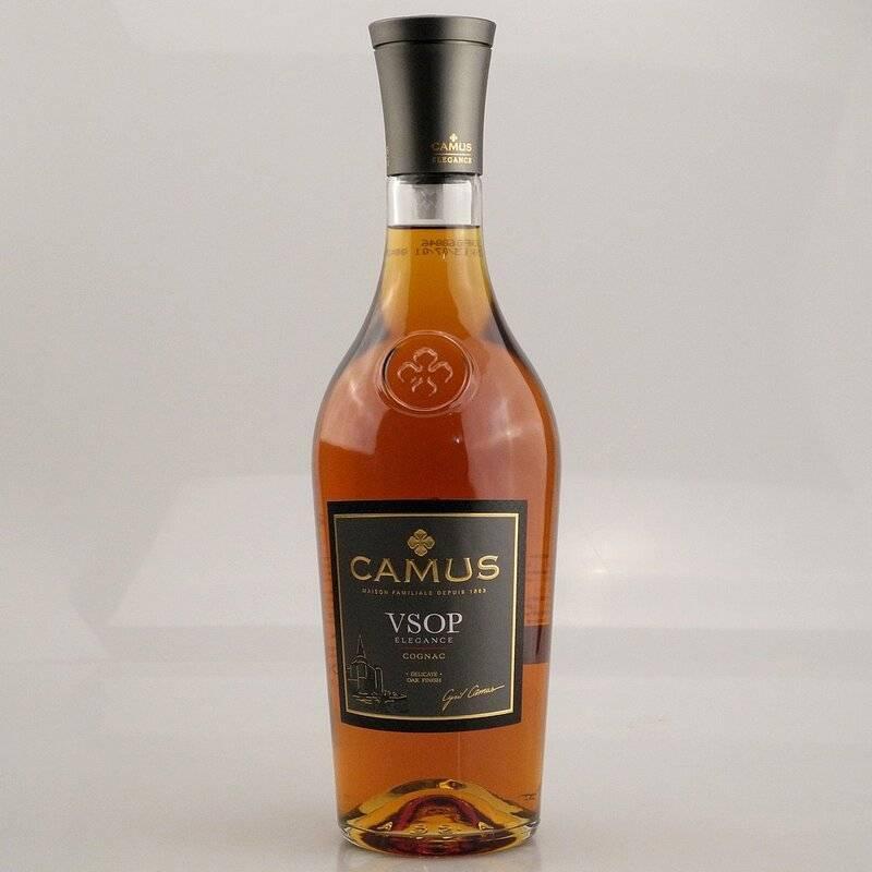 Коньяк камю (camus): описание, история и виды марки