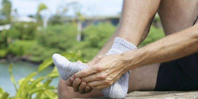 Могут ли от курения болеть ноги
