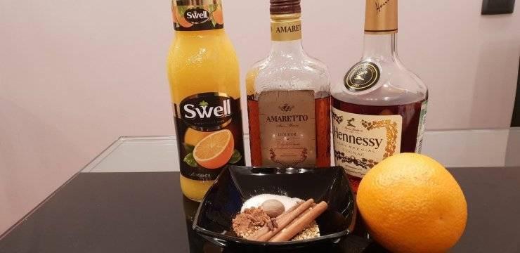 Ликер амаретто: состав, с чем пьют, рецепт | koktejli.ru