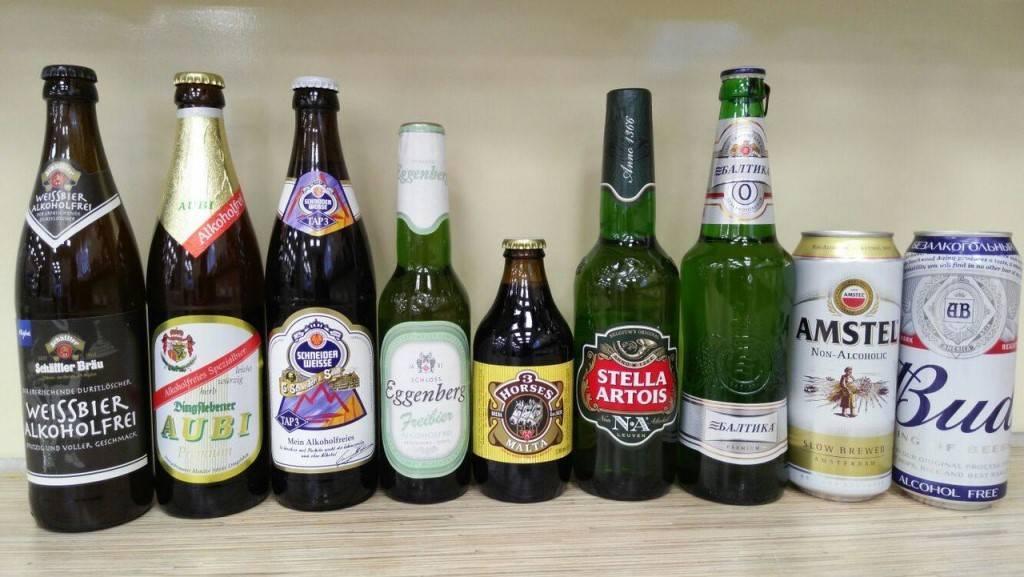 Можно ли пить за рулем безалкогольное пиво, что покажет проверка