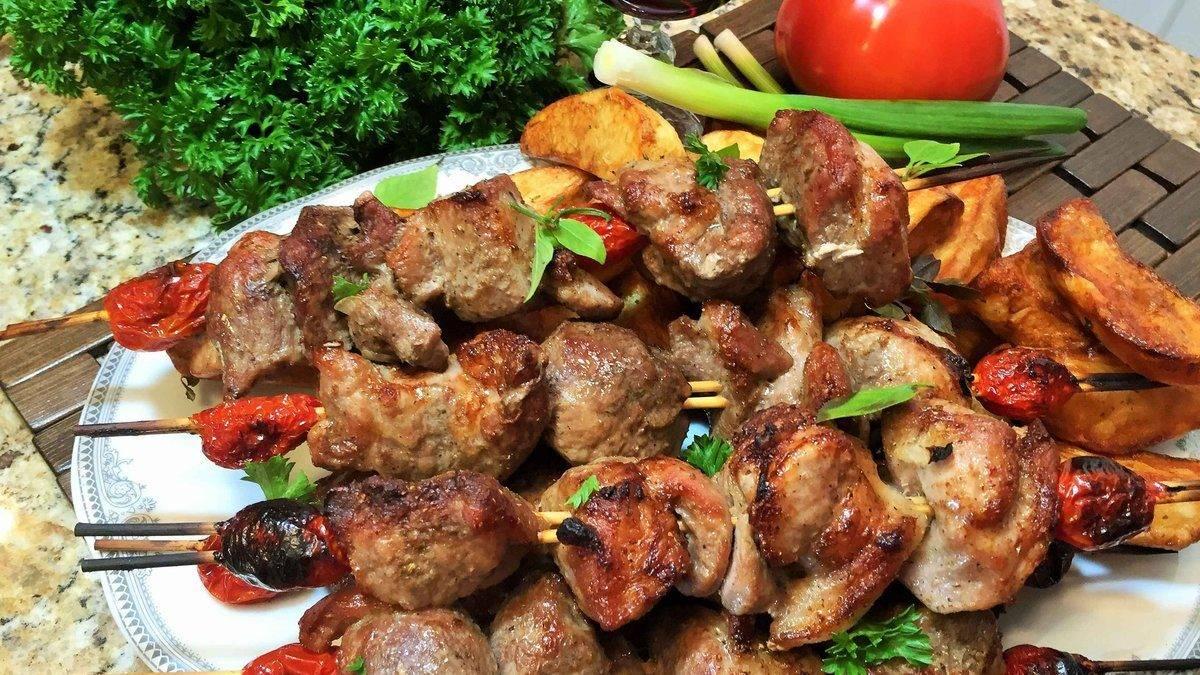 Специи для шашлыка: подходящие составы для свинины, баранины, говядины, курицы, овощей и морепродуктов