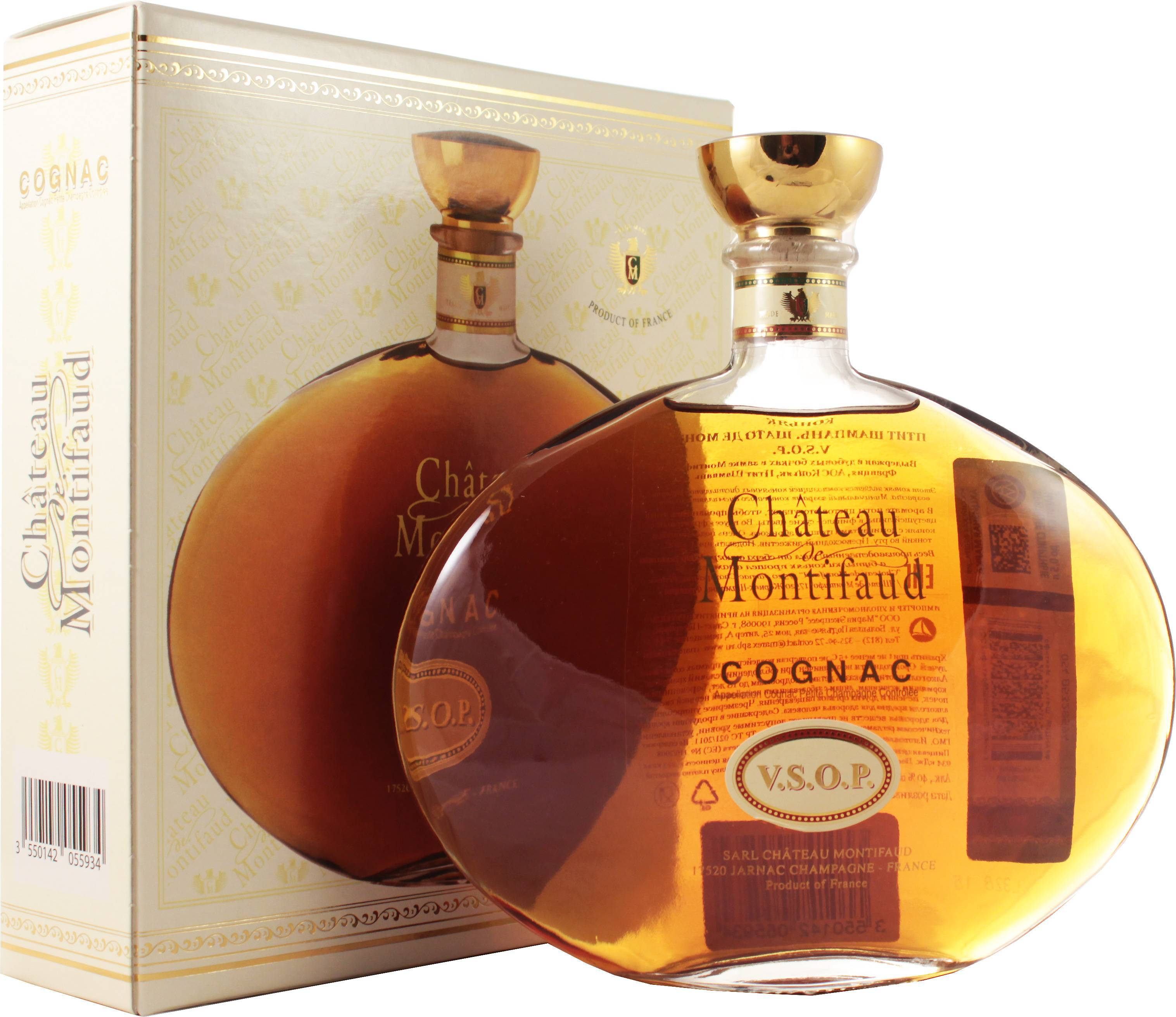 Коньяк chateau de montifaud (шато де монтифо) — описание и история появления напитка